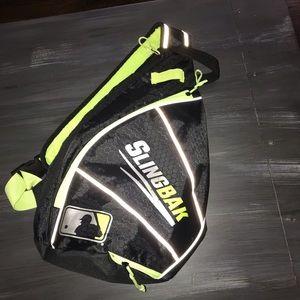 Franklin MLB Slingback equipment bag